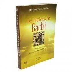 Lumières de Rachi - Choftim - Les 4 pouvoirs