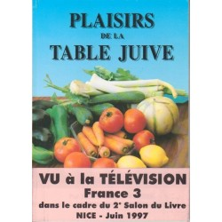 Plaisirs de la table juive