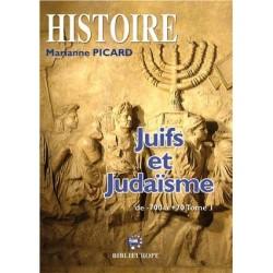 JUIFS ET JUDAISME T1
