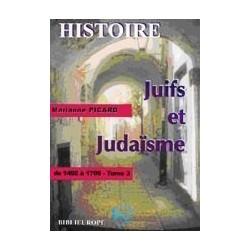 JUIFS ET JUDAISME T3