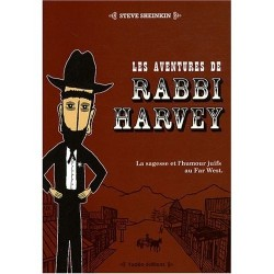 Les aventures de Rabbi Harvey - Tome 1