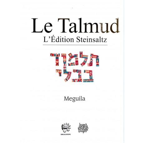 Méguila - Talmud Steinsaltz