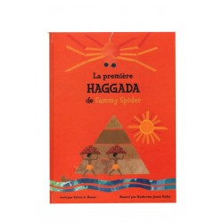 La première Haggada de Sammy Spider