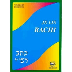Je lis Rachi Nouveaux exercices