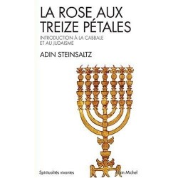 La Rose aux treize pétales : Introduction à la Cabbale et au Judaïsme