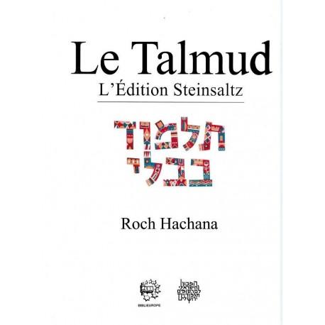 Roch Hachana - Talmud Steinsaltz