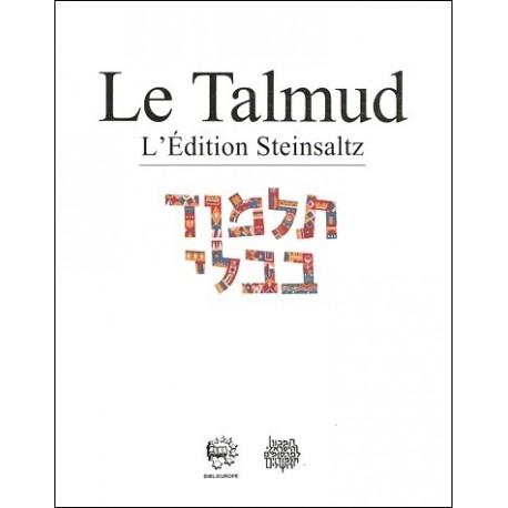 Taanit - Talmud Steinsaltz