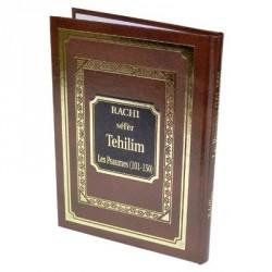 Rachi sefer TEHILIM de 101-150