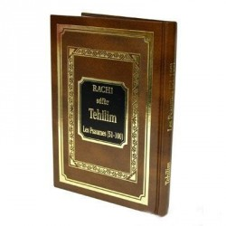 Rachi sefer TEHILIM de 51-100