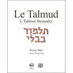 Pessahim - Talmud Steinsaltz