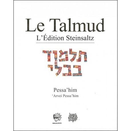 Arvei Pessahim - Talmud Steinsaltz