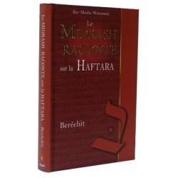 Le Midrash Raconte sur la Haftara - Béréchit