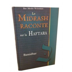 Le Midrash Raconte sur la Haftara - Bamidbar