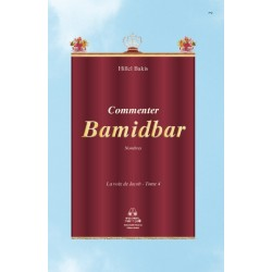 La Voix de Jacob - Commenter Bamidbar (Nombres)
