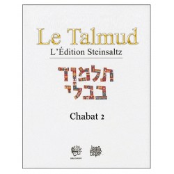 Chabat 2 - Talmud Steinsaltz