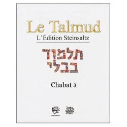 Chabat 3 - Talmud Steinsaltz