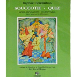 Souccoth - Quiz