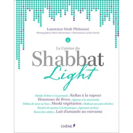 La Cuisine du Shabbat Light