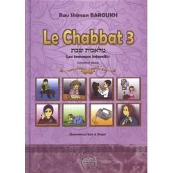 Le Chabbat 3 - Les travaux interdits