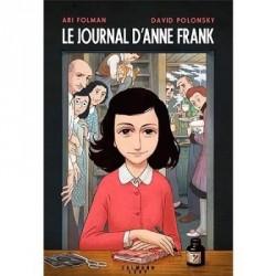 Le Journal d'Anne Frank - Roman graphique