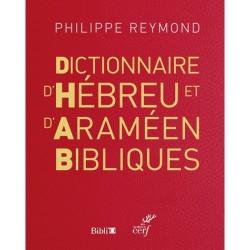Dictionnaire d'hébreu et d'araméen bibliques