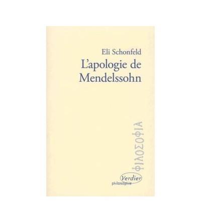 L'apologie de Mendelssohn