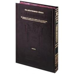 Chabbat 3 : Talmud Artscroll