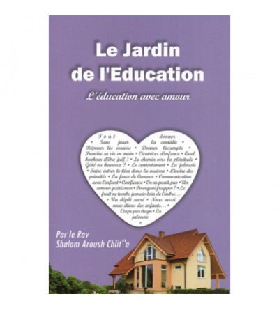 Le jardin de l'éducation - L'éducation avec amour