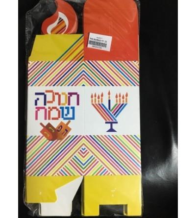 Grandes boites en carton Hanouka