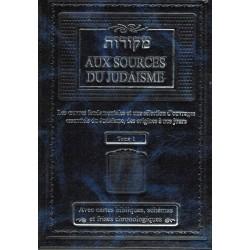 Aux sources du Judaïsme T2