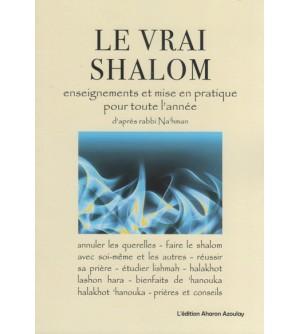 Le vrai Shalom