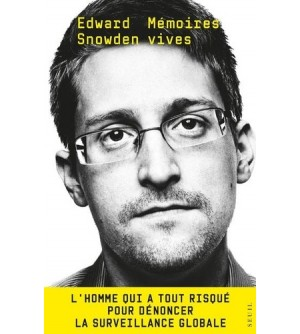 Mémoires vives - Edward Snowden