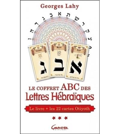 Le coffret ABC des Lettres Hébraïques - Livre + 22 cartes Otiyoth