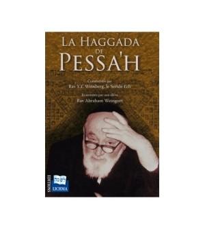La Haggada de Pessah - commenté par Rav Y.Y. Weinberg