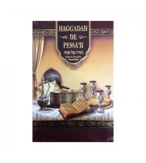 Haggadah de Pessah - hébreu francais phonétique