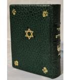 Le livre des Psaumes de David - Luxe cuir