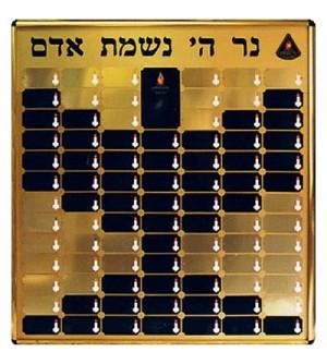 Tableau Mémoire pour Synagogue