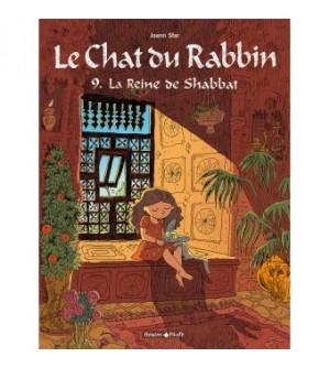 Le Chat du Rabbin Tome 9 - La Reine de Shabbat