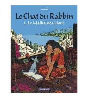 Le Chat du Rabbin Tome 2 - Le Malka des lions