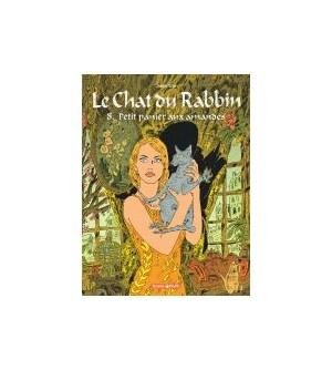 Le Chat du Rabbin Tome 8 - Petit panier aux amandes