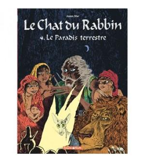 Le Chat du Rabbin Tome 4 - Le paradis terrestre