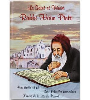 Le Saint et Vénéré Rabbi Haim Pinto