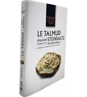 Pessa'him 1 - Le Talmud Steinsaltz couleur