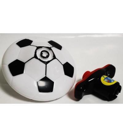Toupie musicale et lumière Football