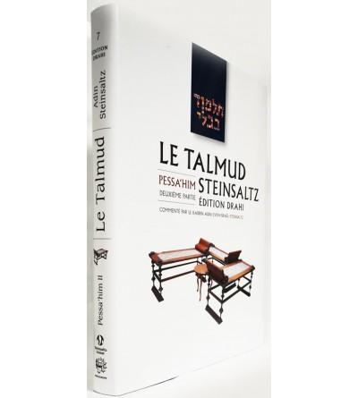 Pessa'him 2 - Le Talmud Steinsaltz (couleur)
