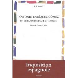 Antonio Enriquez Gomez, un écrivain marrane (vers 1600-1663)