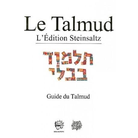 Guide et Lexique - Talmud Steinsaltz