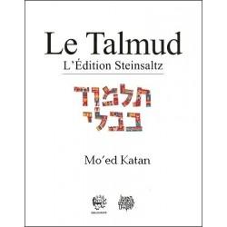 Mo'ed Katan - Talmud Steinsaltz