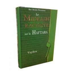 Le Midrash Raconte sur la Haftara - Vayikra