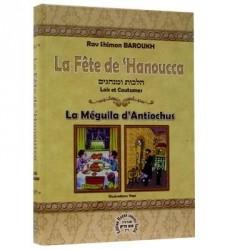 La fête de Hanoucca lois et coutumes